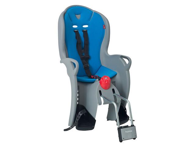 Hamax Sleepy Kids Bicycle Seat grey/blue